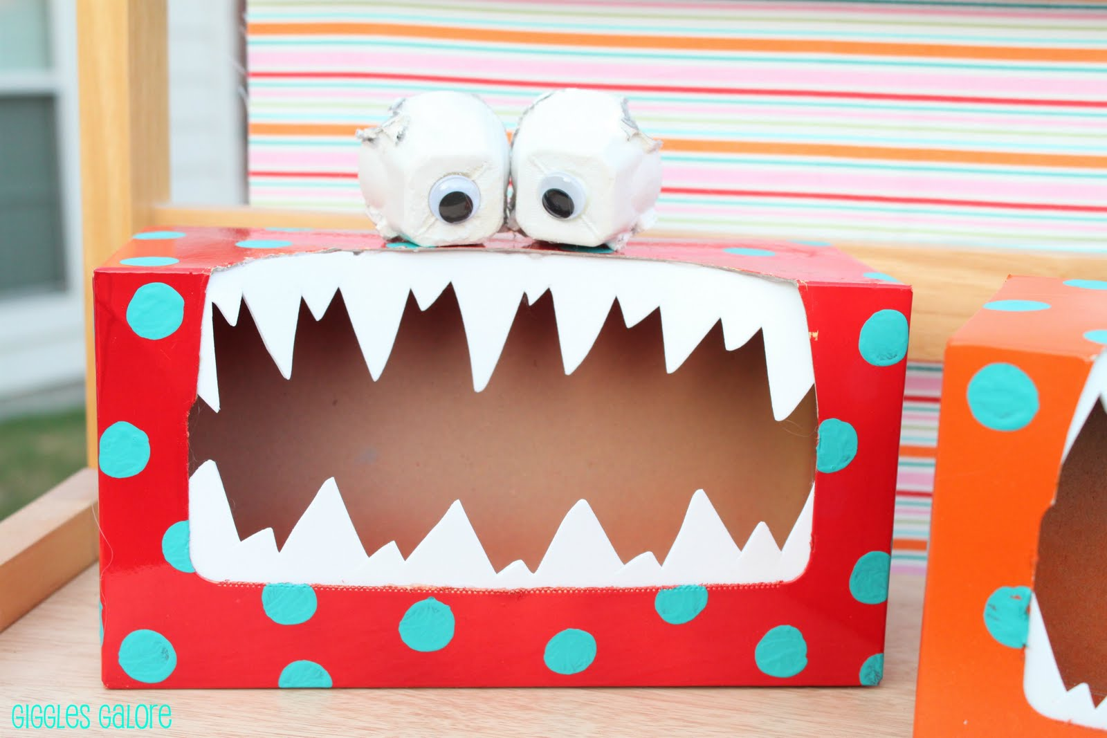 Tattle monster giggles galore - Valentines day boxes for kids ...