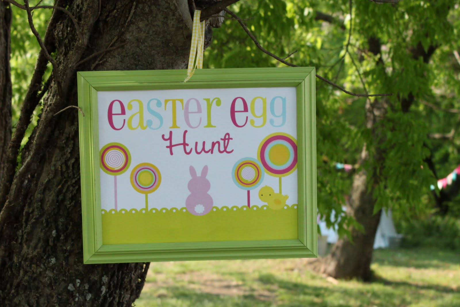 Easter Egg Hunt Party - Giggles Galore