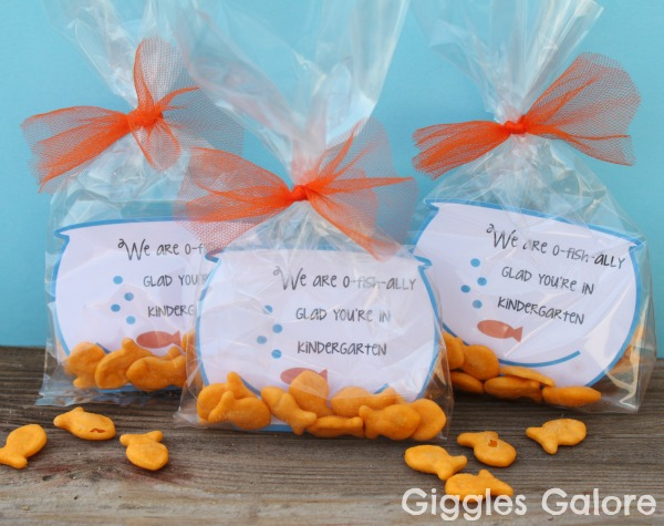 photograph relating to O Fish Ally Printable referred to as O-fish-ally Well prepared for Kindergarten - Giggles Galore