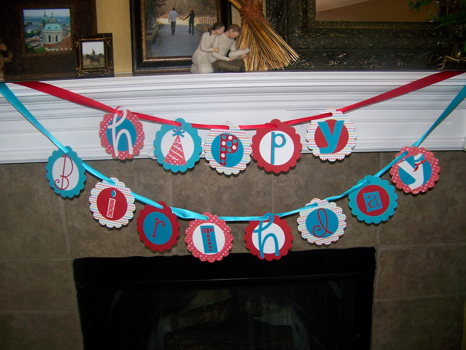 Thing 1 Thing 2 Birthday Party Idea Dr Seuss Party Ideas
