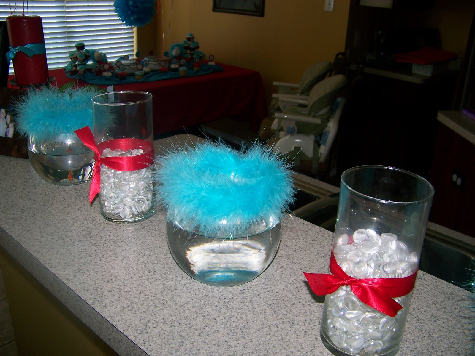 Dr Seuss Thing 1 & Thing 2 Birthday Party